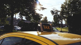 Taxi, ilustrační foto