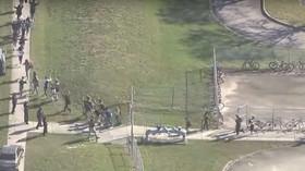 Po střelbě ve škole na Floridě mrtví i zranění