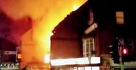 V Británii vybuchl dům, na místě zasahuje policie - anotační obrázek