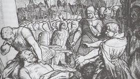 Josef Mánes: Žižkova smrt