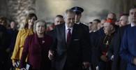 Zemanův inaugurační projev vyvolal rozporuplné reakce, část poslanců opustila Vladislavský sál