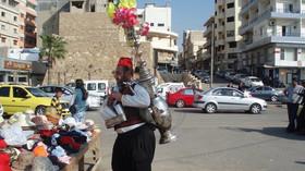 Sýrie, ilustrační foto