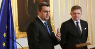 Ficův vládní Směr-sociální demokracie ovládl Eurovolby 2019 na Slovensku - anotační foto