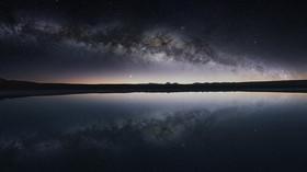 Chile, poušť Atacama