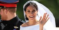 Královská svatba prince Harryho a Meghan Markleové