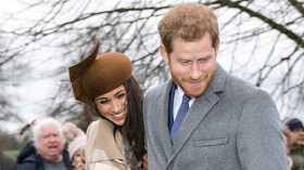 Princ Harry a Meghan Markle