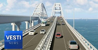 Crimean Bridge Under Serious Military Protection From Land, Sea and Space