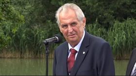 Prezident Zeman má zdravotní potíže? Bude hospitalizován - anotační foto