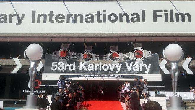 MFF Karlovy Vary, ilustrační fotografie.