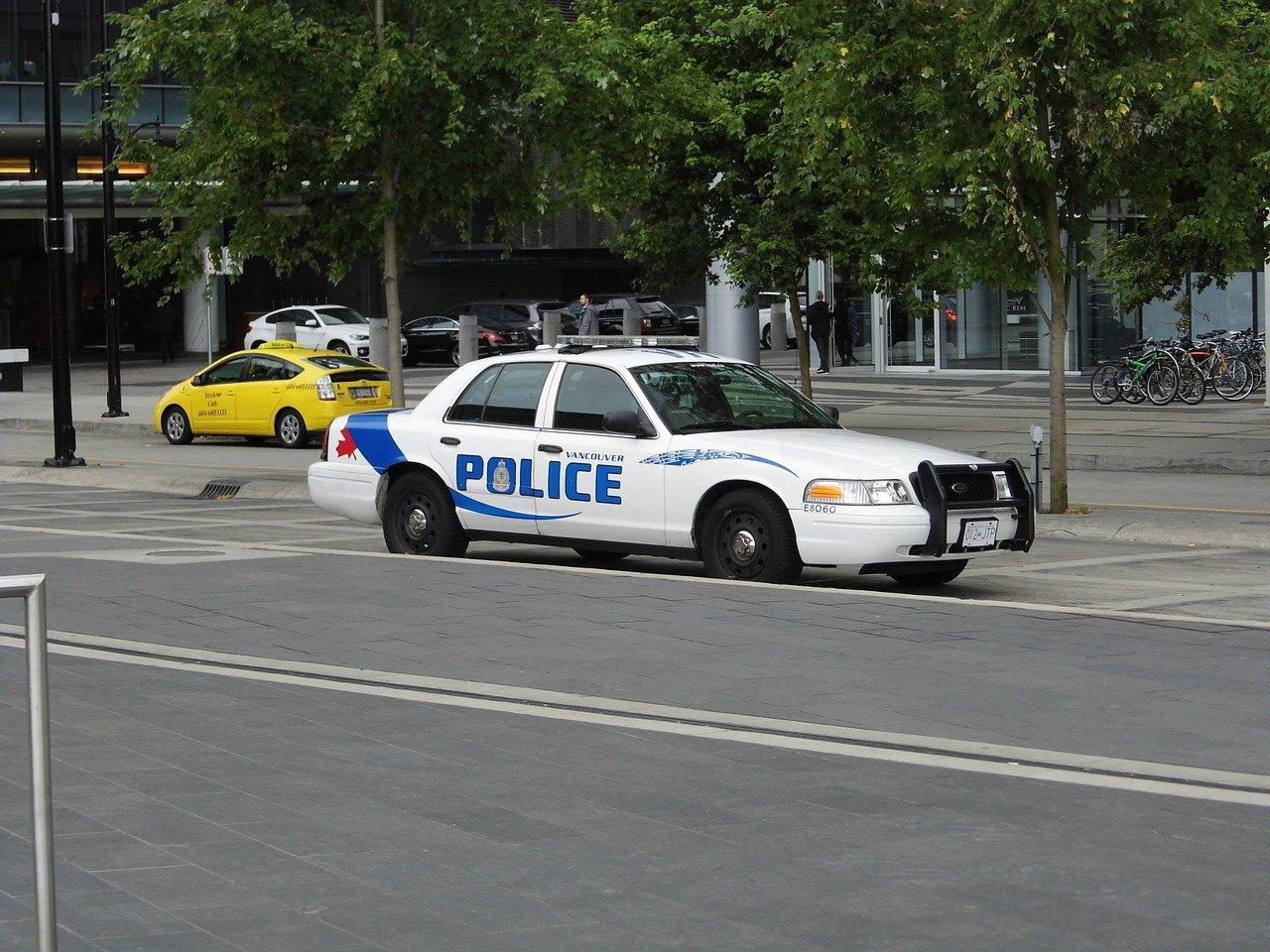 Policie Kanada