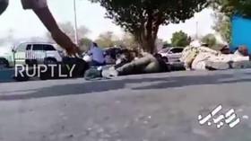 Iran: Panic strikes Ahvaz as gunmen attack military parade