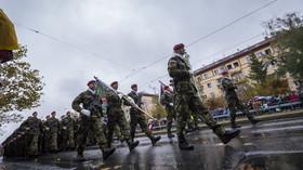 V rámci 100. výročí vzniku Československa proběhla v Praze největší novodobá vojenská přehlídka