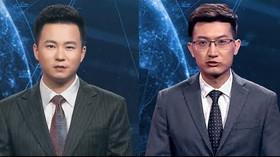 V Číně byl představen první digitální hlasatel zpráv