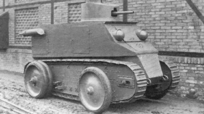 Kolohousenka KH-50