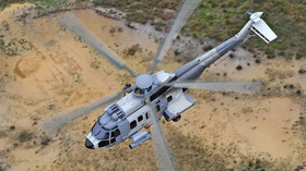 Airbus Helicopters: vrtulník H225M