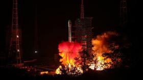 raketa Čchang-e 4