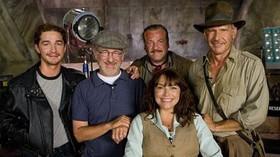 Indiana Jones a tajemství křišťálové lebky