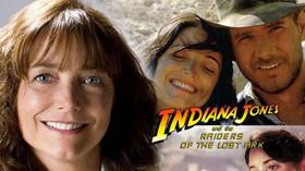 Indiana Jones (Harrison Ford) a Marion Ravenwood (Karen Allen)
