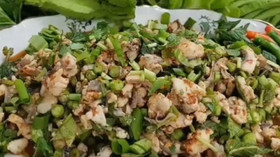Nejnebezpečnější jídlo světa: Koi Pla zanechává vážné následky - anotační foto