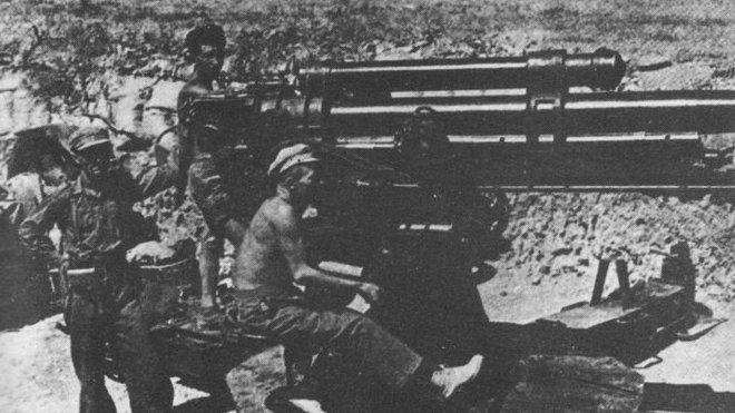 Španělská občanská válka - Československá Gottwaldova dělostřelecká baterie