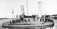 Popovky: Bitevní lodě s kruhovým trupem se postrachem Černého moře nestaly - anotační obrázek