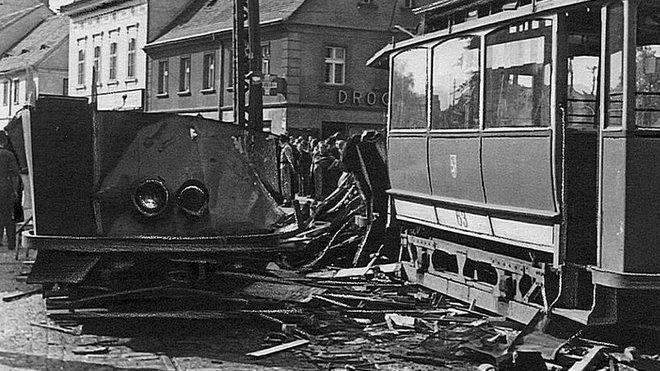Nejhorší tramvajová nehoda v Česku