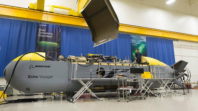 Boeing Echo Voyager