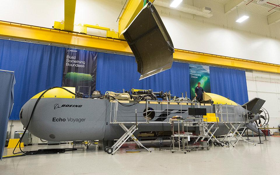 Revoluce v námořnictví. Americká armáda nasadí unikátní ponorky Orca - anotační obrázek