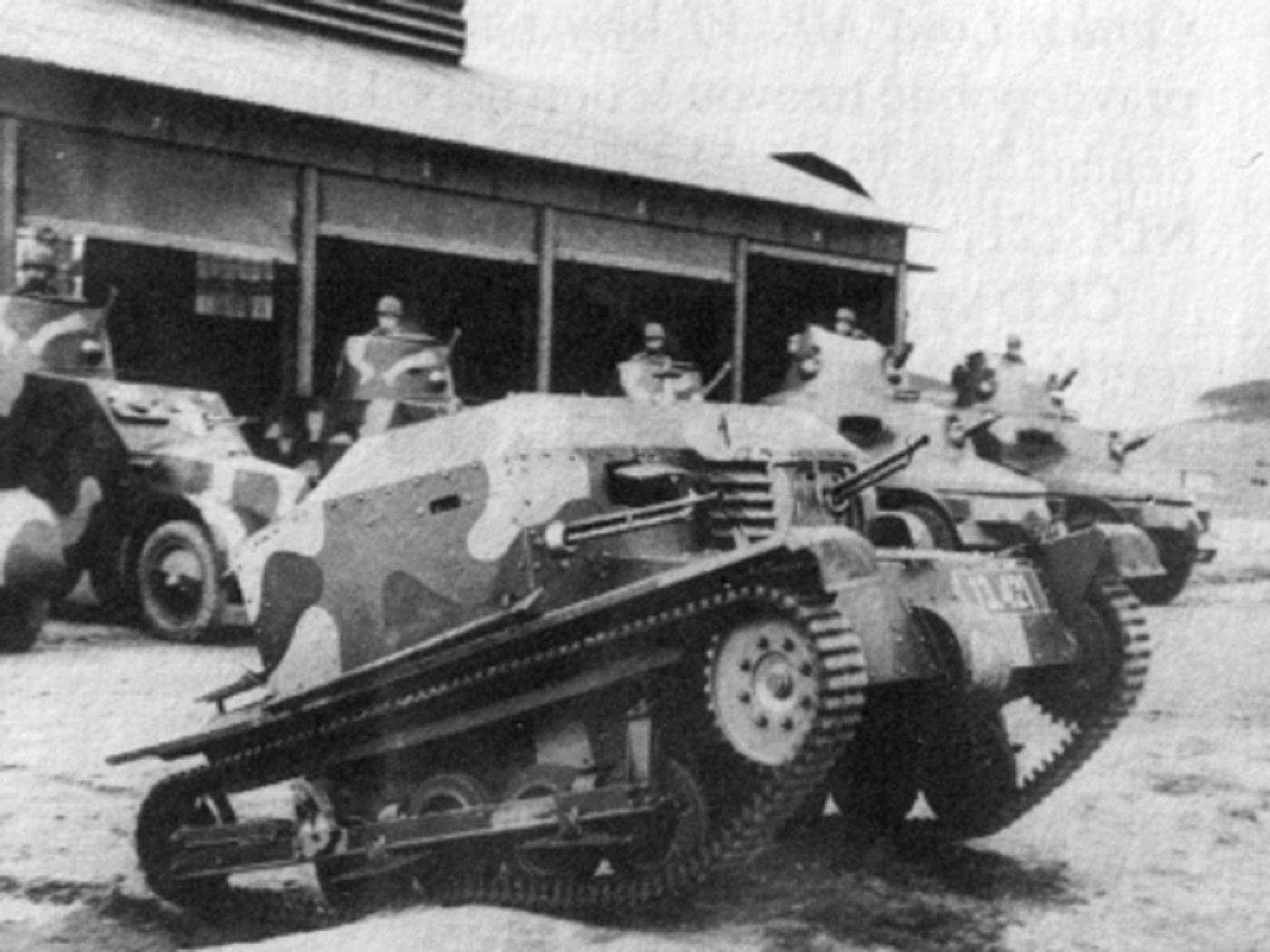 Tančík vz. 33 - Nejhorší vozítko československé armády, které bylo úplně k ničemu - anotační obrázek