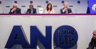 OBRAZEM: Sněm hnutí ANO volí předsednictvo - anotační obrázek