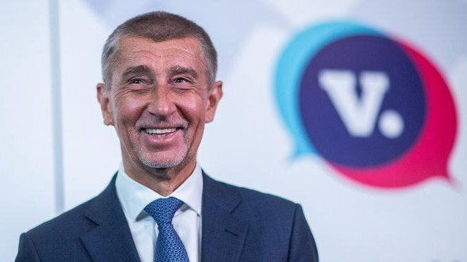 Andrej Babiš, premiér ČR