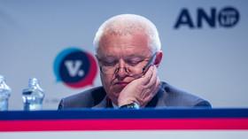 Faltýnek rezignoval na post 1. místopředsedy ANO - anotační foto