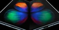 Samsung představil první ohebný telefon a model S10 - anotační obrázek
