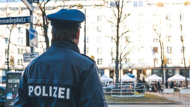 Policie Německo