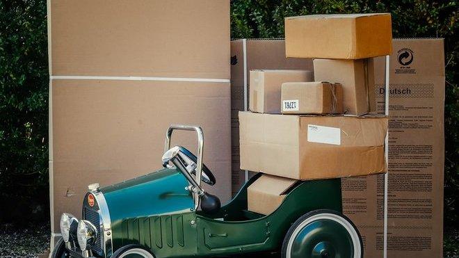 balíkové zásilky