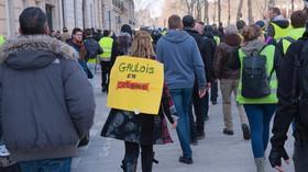 Žluté vesty opět vyjdou do ulic
