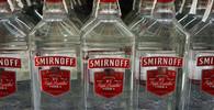 Ruská vodka, ilustrační fotografie
