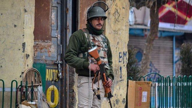 Problematická oblast Kašmíru