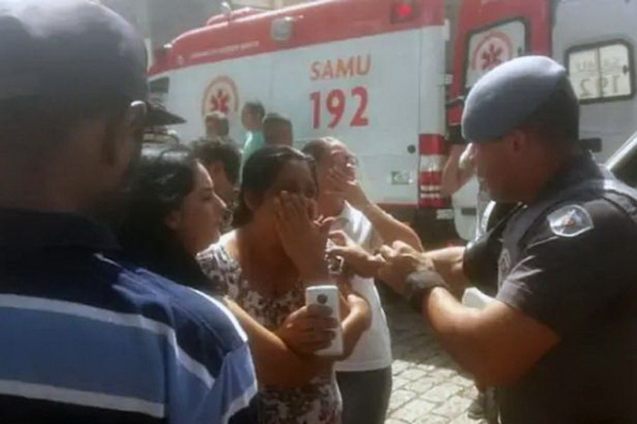 Střelba ve škole v Sao Paulu (13.3.2019)