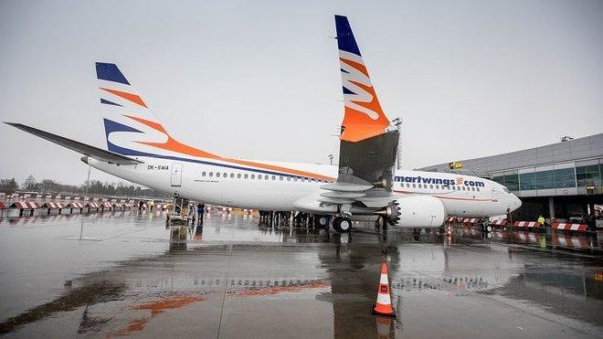 Boeing 737 MAX 8 Smart Wings