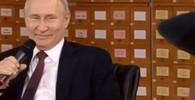 Putin žertoval o Židech: Na Krymu mají problémy s financemi...? Děkuji pěkně - anotační obrázek