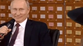 Putin se žertem podivil, že Židé na Krymu nemají peníze