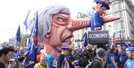 Statisíce lidí přišly na pochod za nové referendum o brexitu (23.3.2019).