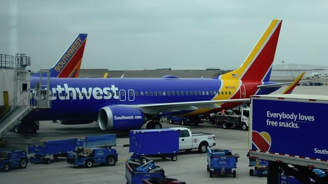 Boeing 737 MAX 8 Northwest Airlines