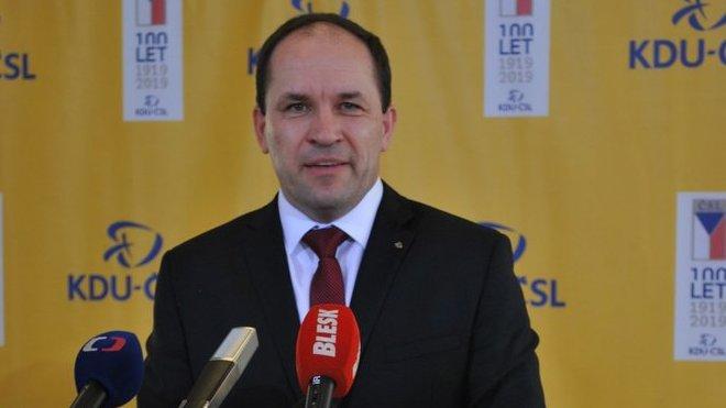 Marek Výborný (KDU-ČSL)