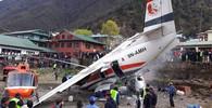 Nedaleko Mount Everestu havaroval letoun české výroby