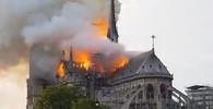 Z katedrály Notre-Dame je sklad toxického odpadu. Lidem hrozí otrava - anotační foto