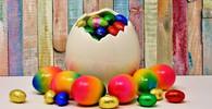 Děti by vykoledovaná vajíčka neměly jíst, varuje psycholožka. Je to pro ně nebezpečné - anotační foto