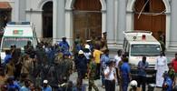 Exploze v kostelech a hotelech na Srí Lance si vyžádaly nejméně 185 mrtvých, 400 zraněných - anotační foto