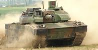 Lecler: Nejdražší tank historie fascinuje svou výbavou, v boji ho skoro nikdo neviděl - anotační foto